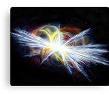 Proton Smash (PhArt 01) Canvas Print