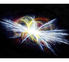 Proton Smash (PhArt 01) Photographic Print