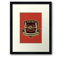 Elite Starfighter Pilot Framed Print