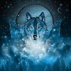 Wolf by BekimART