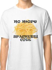 Spaghetti Code Classic T-Shirt