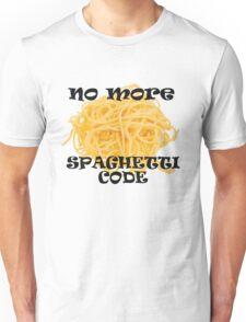 Spaghetti Code Unisex T-Shirt