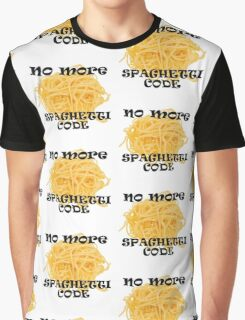 Spaghetti Code Graphic T-Shirt