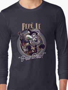 Pepe Le Pew Pew! Long Sleeve T-Shirt