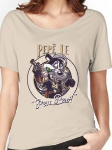 Pepe Le Pew Pew! Women's Relaxed Fit T-Shirt