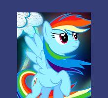 Rainbow Dash 1 - My Little Pony Unisex T-Shirt