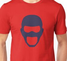 Spy Face Unisex T-Shirt