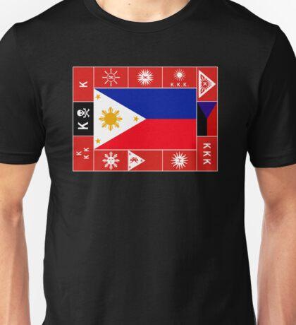 Philippine Flags Unisex T-Shirt