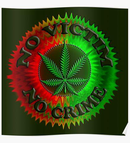 No Crime - 4.20 Poster