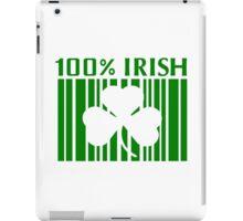 100% Irish St. Patricks Day iPad Case/Skin