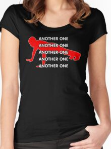 ANOTHER ONE v2 Women's Fitted Scoop T-Shirt