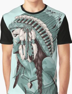 Native Americans  Graphic T-Shirt