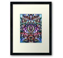 AKONWARA Framed Print