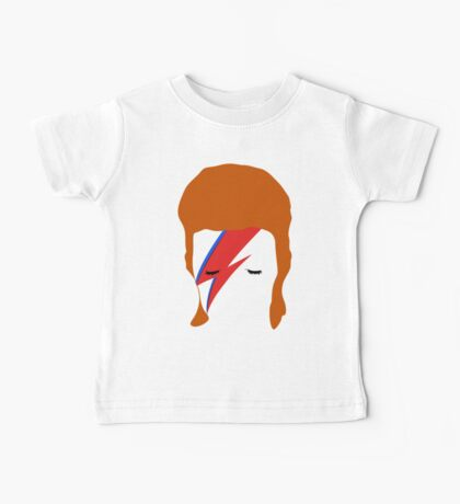 BOWIE FACE Baby Tee