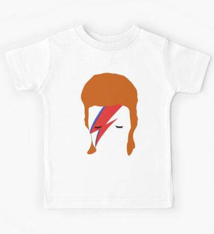 BOWIE FACE Kids Tee