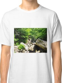 A Climb In The Woods  Classic T-Shirt