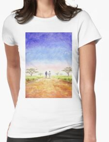 African Journey Womens Fitted T-Shirt