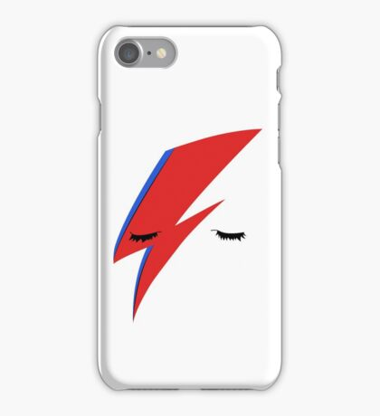 BOWIE ALADDIN SANE iPhone Case/Skin