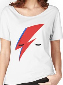 BOWIE ALADDIN SANE Women's Relaxed Fit T-Shirt