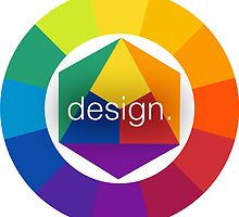 Design Colour Wheel by kzenabi