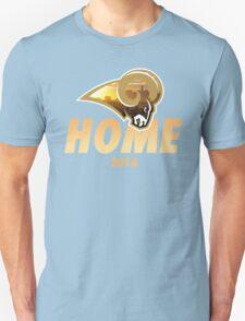 Rams Home Unisex T-Shirt
