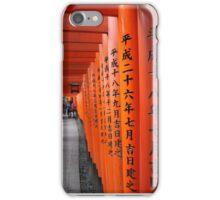 Japanese Toriis iPhone Case/Skin