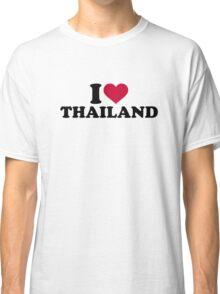 I love Thailand Classic T-Shirt