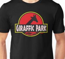 Giraffic Park Unisex T-Shirt
