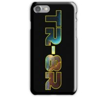 TR-8R Flipped iPhone Case/Skin