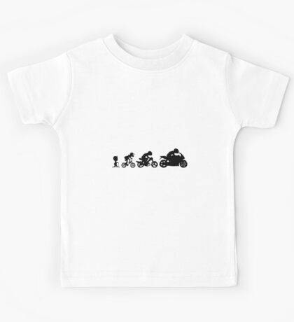 Natural evolution Kids Tee