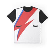 BOWIE CLOSE UP Graphic T-Shirt