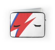 BOWIE CLOSE UP Laptop Sleeve
