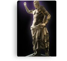 'Poseidon' - Greek God of the Sea Canvas Print