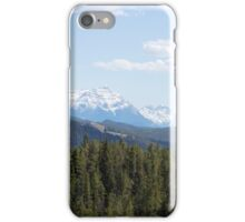 The Canadian Rockies iPhone Case/Skin