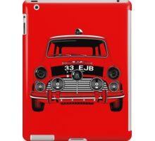 classic mini cooper  iPad Case/Skin