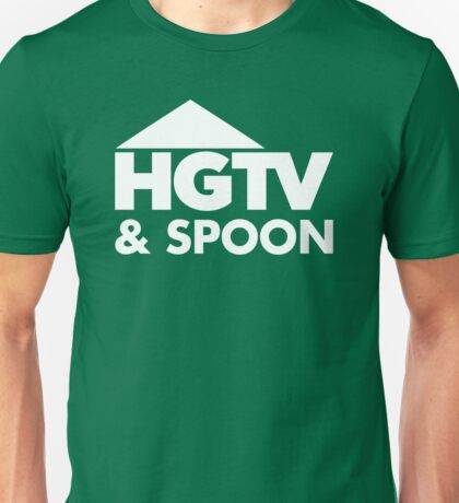 HGTV & Spoon :) Unisex T-Shirt