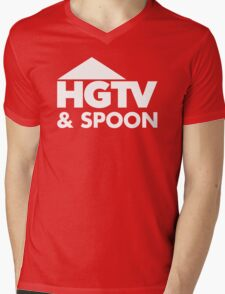 HGTV & Spoon :) Mens V-Neck T-Shirt