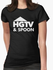 HGTV & Spoon :) Womens Fitted T-Shirt