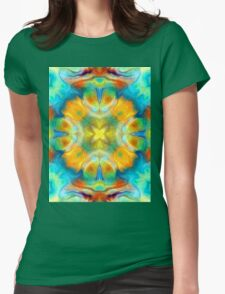 Golden Tulips Womens Fitted T-Shirt