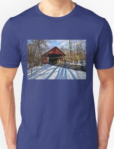 Shadows of Winter Unisex T-Shirt