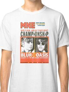 The Battle of Britpop Classic T-Shirt