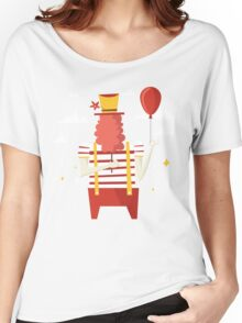 Life is a carnival Women's Relaxed Fit T-Shirt