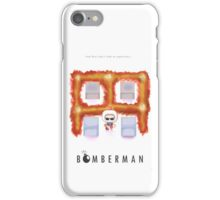 Bomberman Walk Away iPhone Case/Skin
