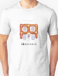 Bomberman Walk Away Unisex T-Shirt