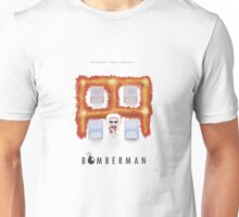 Bomberman Walk Away Unisex T-Shirt