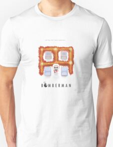 Bomberman Walk Away T-Shirt