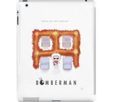 Bomberman Walk Away iPad Case/Skin