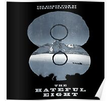 The Hateful eight 8 Poster