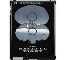 The Hateful eight 8 iPad Case/Skin