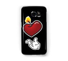 C'mon Baby Light My Fire Samsung Galaxy Case/Skin